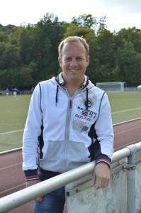 Geschäftsführer Jugend Frank Dürrfeld